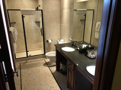Bathroom | The Eldridge Hotel