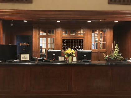 Check-in/Check-out Kiosk | The Eldridge Hotel
