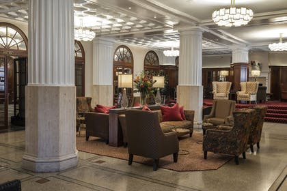 Lobby | The Eldridge Hotel