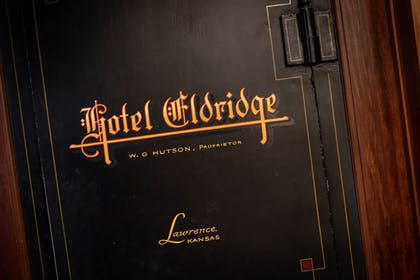 Interior Detail | The Eldridge Hotel