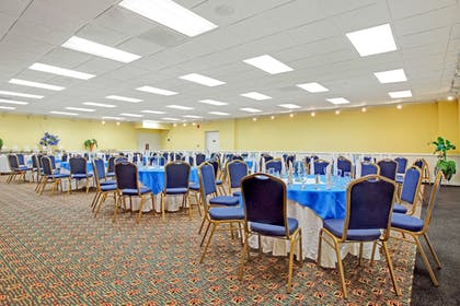 Reception Hall | North Shore Oceanfront Hotel