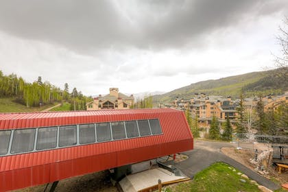 View from Hotel | The Osprey at Beaver Creek, A RockResort