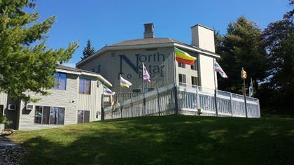 Hotel Front | North Star Lodge and Resort