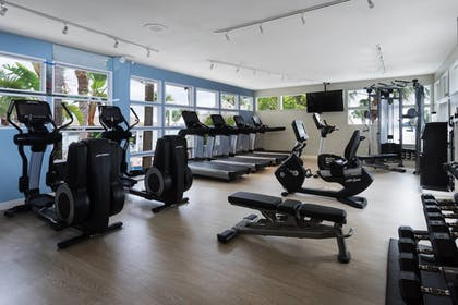 Fitness Facility | Clearwater Beach Marriott Suites on Sand Key