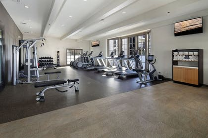 Fitness Facility | Embassy Suites Hotel Palm Desert