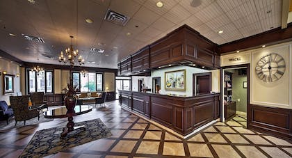 Lobby | Best Western Plus Fairfield Executive Inn