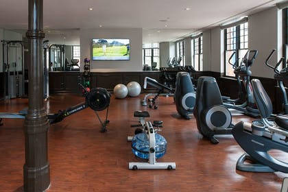 Fitness Studio | The Goodwin Hotel
