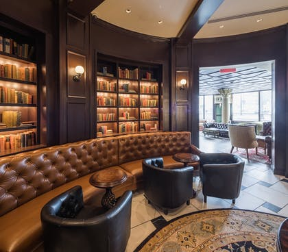Hotel Lounge | The Goodwin Hotel