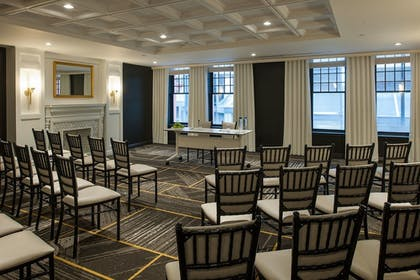Meeting Facility | The Goodwin Hotel