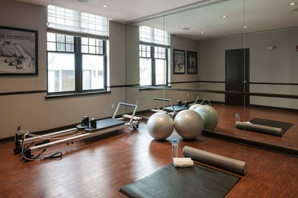 Gym | The Goodwin Hotel