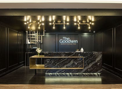 Reception | The Goodwin Hotel