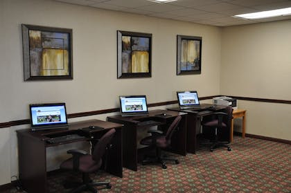 Business Center | Best Western Plus Hotel & Conference Center