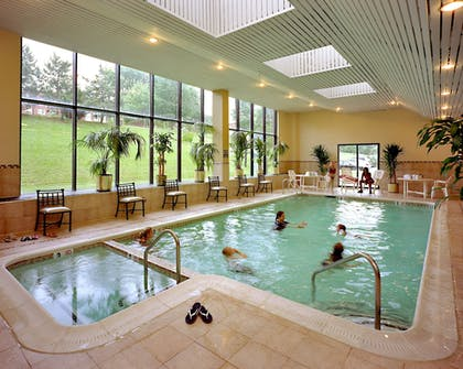 Indoor Pool | Best Western Plus Hotel & Conference Center