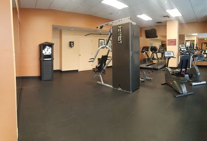 Fitness Facility | Best Western Plus Hotel & Conference Center
