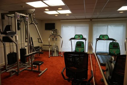 Fitness Facility | Best Western Capital Beltway