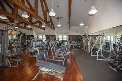Fitness Facility | Flamingo Conference Resort & Spa