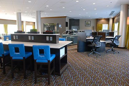 Business Center | Holiday Inn Express Boise - University Area