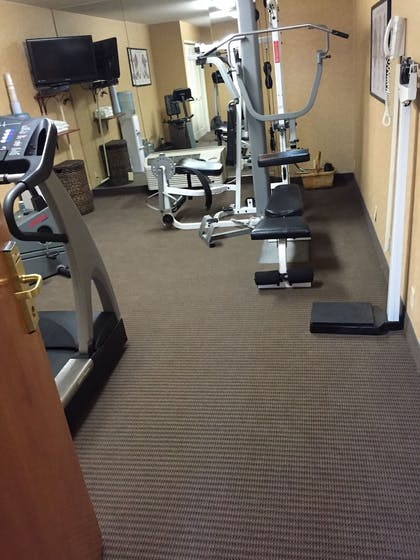 Gym | Baymont by Wyndham Barstow Historic Route 66