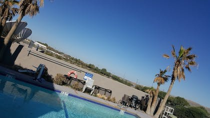 Pool | Baymont by Wyndham Barstow Historic Route 66