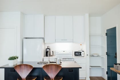 In-Room Kitchen | Modern Hotel and Apartments