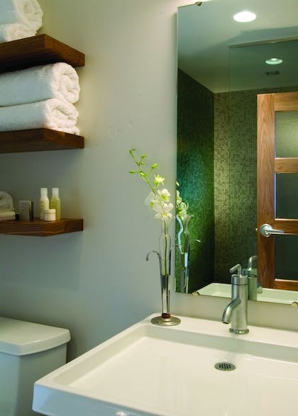 Bathroom Sink | Modern Hotel and Apartments