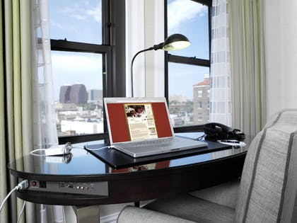 In-Room Business Center   The Raphael Hotel, Autograph Collection