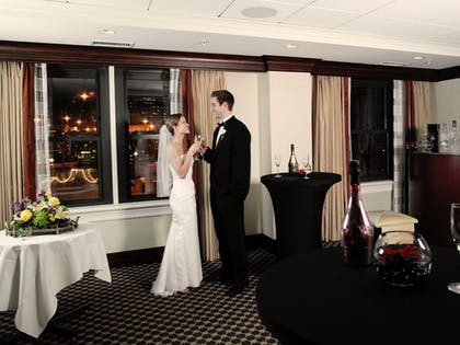 Indoor Wedding   The Raphael Hotel, Autograph Collection