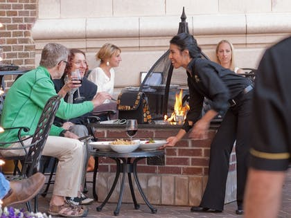 Outdoor Dining   The Raphael Hotel, Autograph Collection