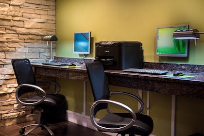 Business Center | Best Western Airport Albuquerque InnSuites Hotel & Suites