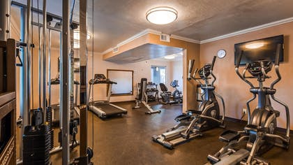 Fitness Facility | Best Western InnSuites Phoenix Hotel & Suites