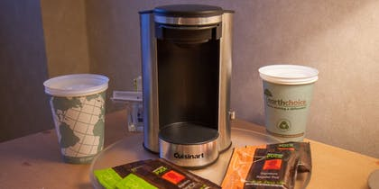 In-Room Coffee | The Rushmore Hotel & Suites, BW Premier Collection