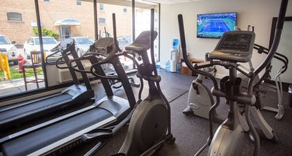 Fitness Facility | The Rushmore Hotel & Suites, BW Premier Collection