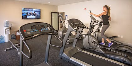 Fitness Studio | The Rushmore Hotel & Suites, BW Premier Collection