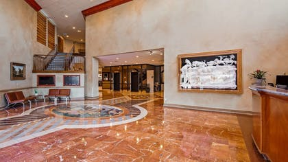 Lobby | The Rushmore Hotel & Suites, BW Premier Collection