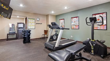 Fitness Facility | Best Western InnSuites Tucson Foothills Hotel & Suites