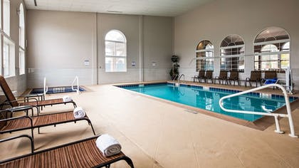 Pool | Best Western Cooperstown Inn & Suites