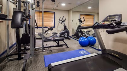 Fitness Facility | Best Western Cooperstown Inn & Suites