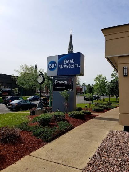 Exterior detail | Best Western Watertown Fort Drum