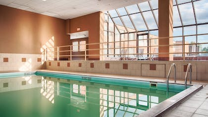 Indoor Pool | Best Western Watertown Fort Drum