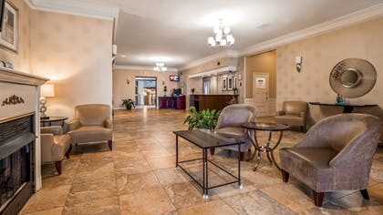Lobby | Best Western Watertown Fort Drum