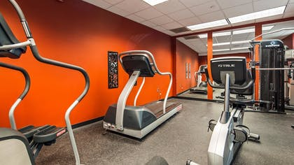 Fitness Facility | Best Western Watertown Fort Drum