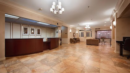 Reception | Best Western Watertown Fort Drum