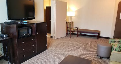 Living Area | Best Western Watertown Fort Drum