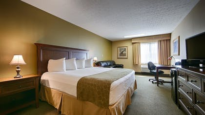 Guestroom | Best Western Shelbyville Lodge