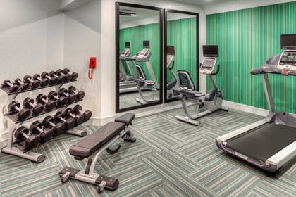 Fitness Facility | Holiday Inn Express Newberg - Wine Country