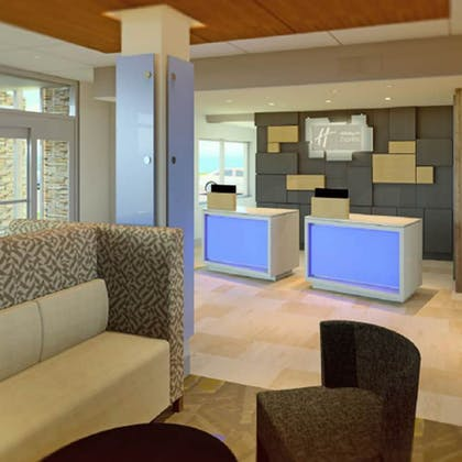 Lobby | Holiday Inn Express Newberg - Wine Country