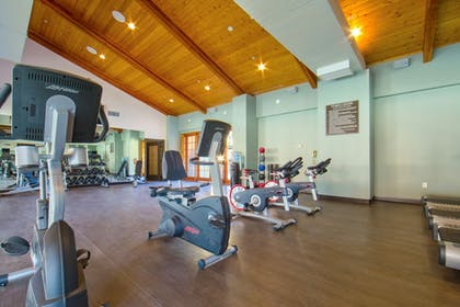 Fitness Facility | Holiday Inn Club Vacations Scottsdale Resort