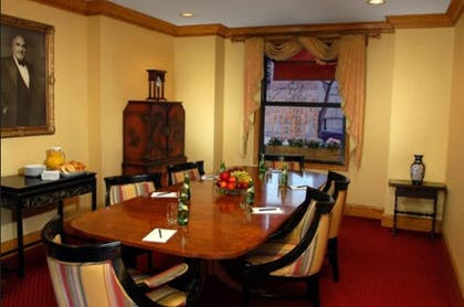 Meeting Facility | Hotel Elysee by Library Hotel Collection