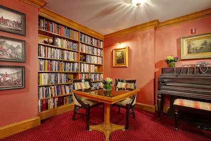 Interior | Hotel Elysee by Library Hotel Collection