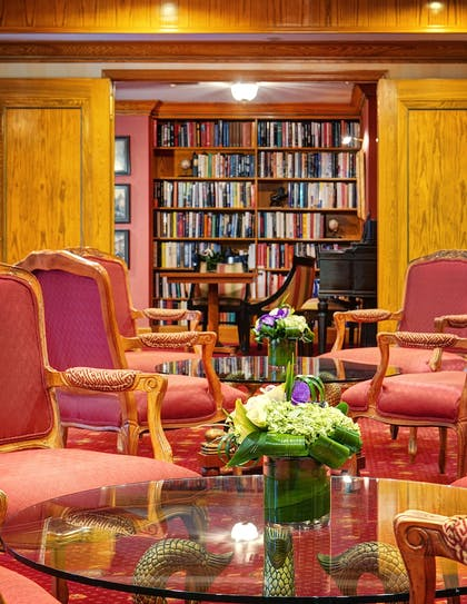 Library | Hotel Elysee by Library Hotel Collection